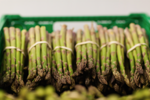 Isle of Wight asparagus